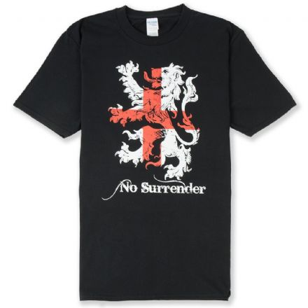 "England ""No Surrender"" Lion T-shirt"